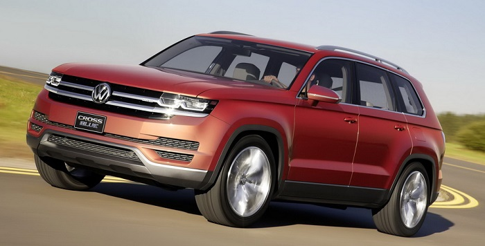 Volkswagen Amarok станет 7-местным кроссовером