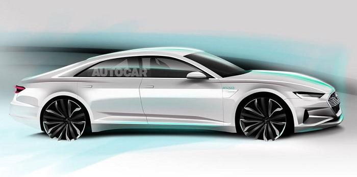 Audi объявила о выпуске конкурента Tesla