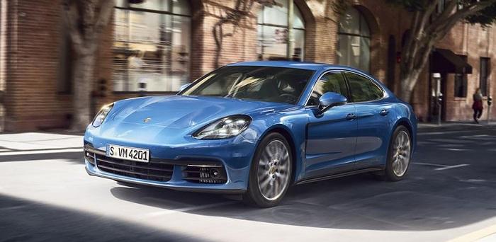 Porsche Panamera: Представлен гибридный вариант