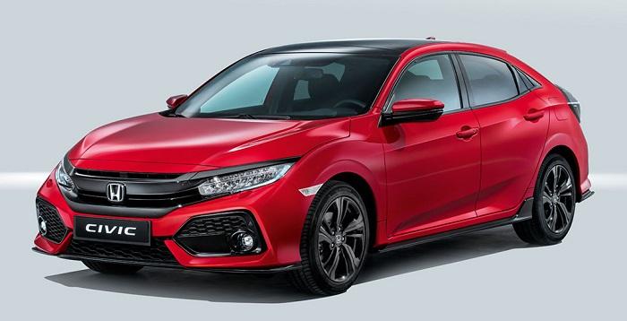 Honda Civic: Представлен хэтчбек для Европы