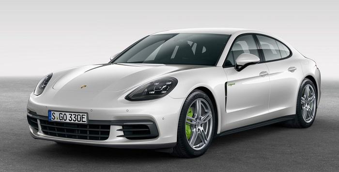 Porsche показала спорткар с расходом малолитражки