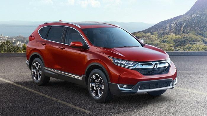 Новое поколение Honda CR-V: премиум дизайн и турбомотор