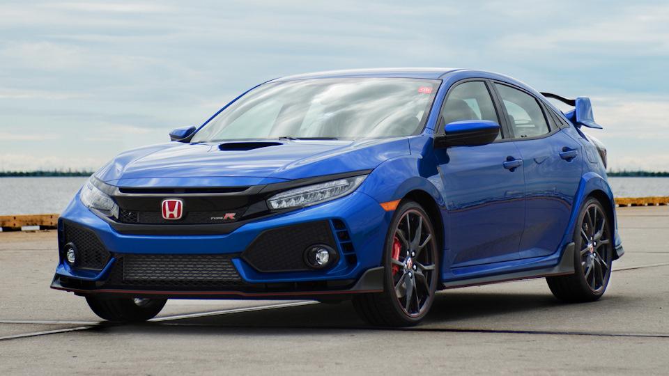 Honda Civic Type R за 200 тыс$