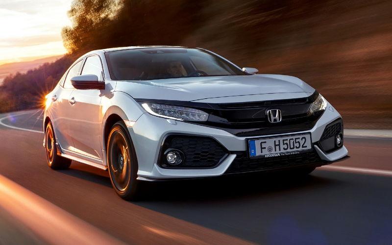 Honda Civic и Accord 2017 г вернутся в Россию.