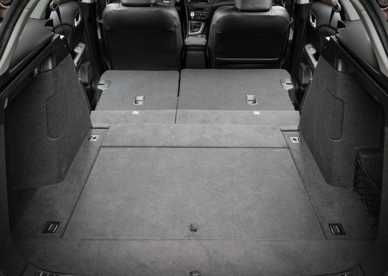 картинки багажника Хонда Сивик Тур 2014 года