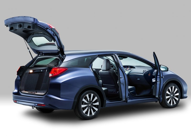 фотографии Honda Civic Tourer 2014 года