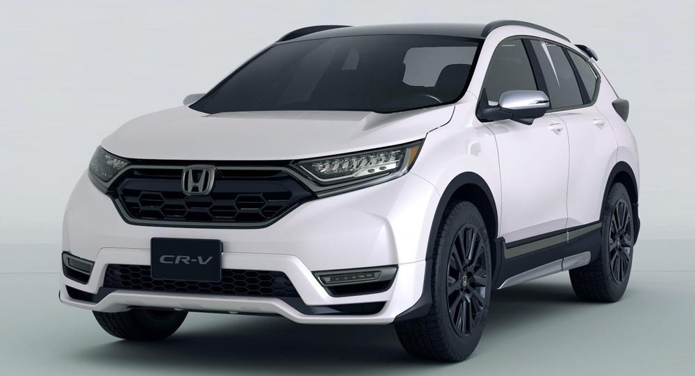 Каким будет Honda CR-V нового поколения